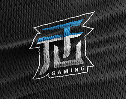 TUF Gaming Logo Identity & Character - By Djo Tiger