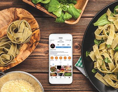 Edible-Reno Tahoe Social Media Portfolio
