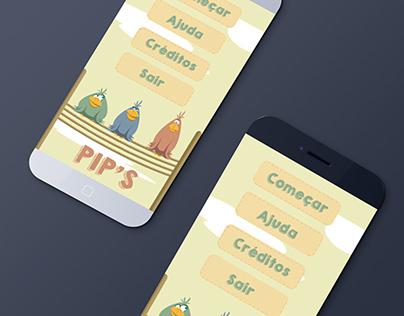 Game Design - Pip's game