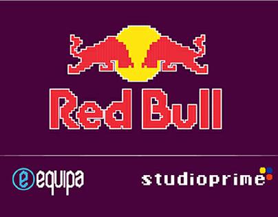 Energizômetro - Red Bull