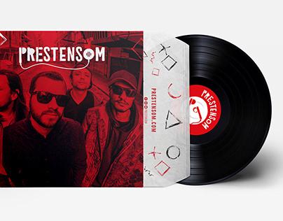 PRESTENSOM - Brand Identity