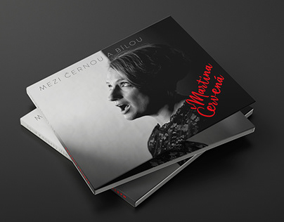 Digipack design (client: Martina Červená)