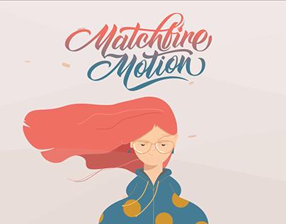 Matchfire Motion Showreel 2020