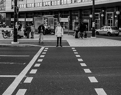 CROSSING || Photography project