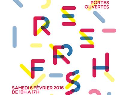 Refresh — Teaser & Affiche