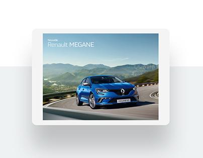 Renault - Megane Emag