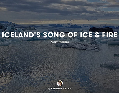Iceland's Song of Ice & Fire
