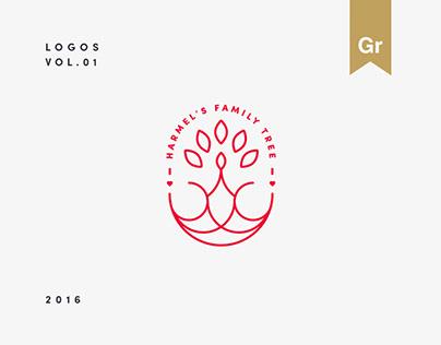 Logofolio Vol.01 • 2016