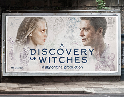 Sky One - 'A Discovery Of Witches'