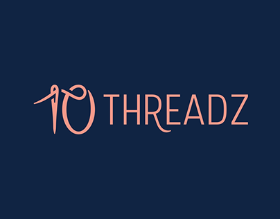 10Threadz - Branding , Identity & Logo Design