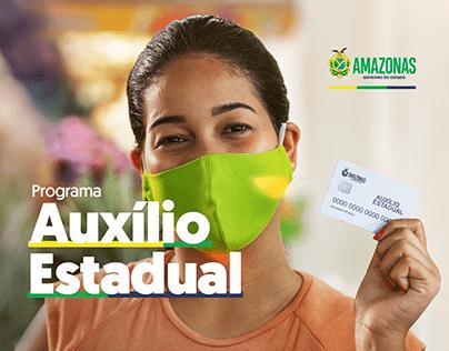 PROGRAMA AUXÍLIO ESTADUAL - GOVERNO DO AMAZONAS