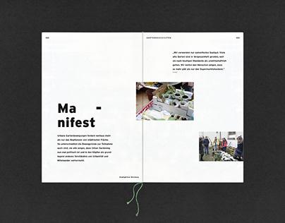 Gartengeschichten Magazine