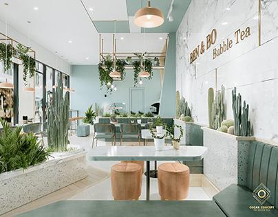 BEN&BO BUBBLE TEA | München, Germany | 2020