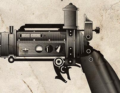 Utopias Weapons // Concept // Illustration