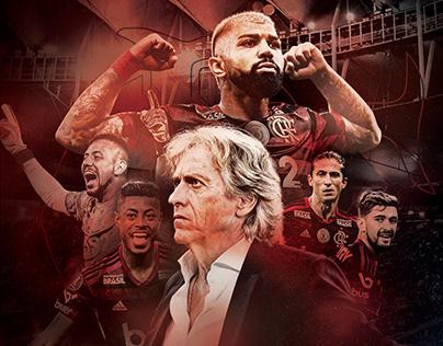 Flamengo - Arte para estudo