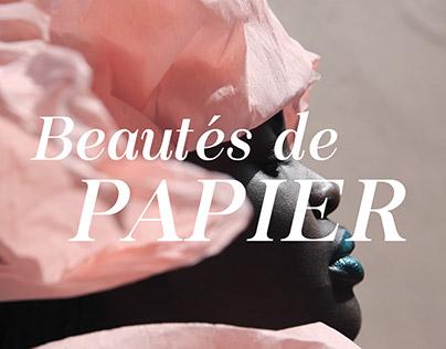 Beautés de Papier