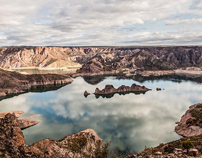 El espejo del cañón | The canyon mirror