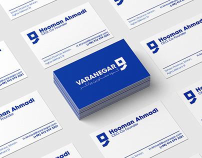 VARANEGAR Branding