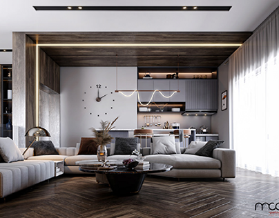 Living Room Design - Royal Meadows.