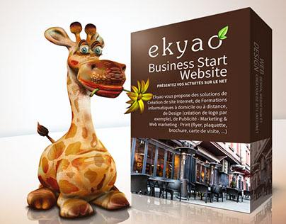 Ekyao Business START Brasserie Café