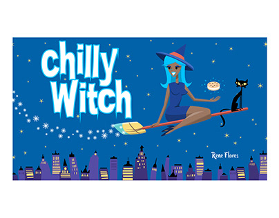 Illustration - Chilly Witch