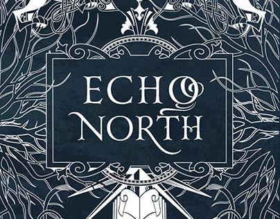Echo North Cover - YA Fantasy