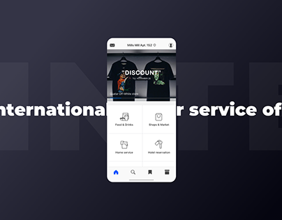 UX/UI For International Courier Service