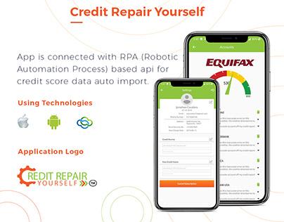Credit Repair Yourself