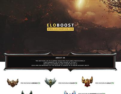 Thread Design - EloBoosting Company