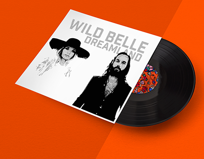 Wild Belle Album Jacket