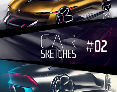 CarSketches #02