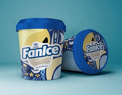 FanIce Freedom Label