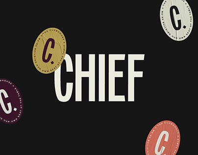 Chief Concept Rebrand