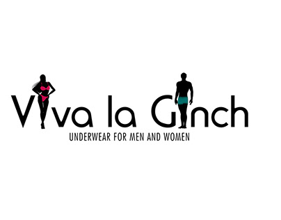 Viva la Ginch logo design
