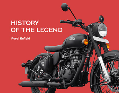 Royal Enfield History of the legend