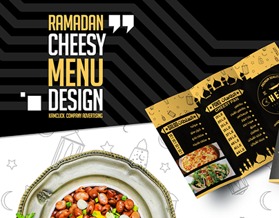 CHEESY Restaurant Menu | Ramadan 2019 |