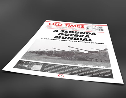 Jornal Old Times   Editorial