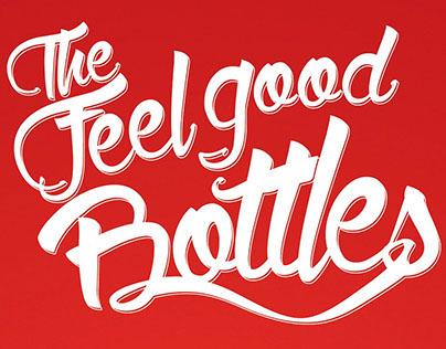 The feel Good bottles