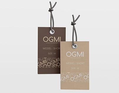 Brand identity OGMI