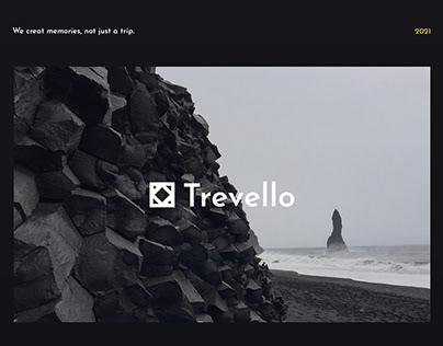 Trevello Travel Agency Website