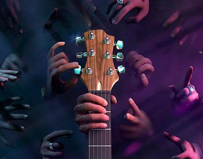 Relish Guitars - The Most Beloved Guitar Alive
