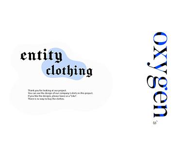 entity clothing