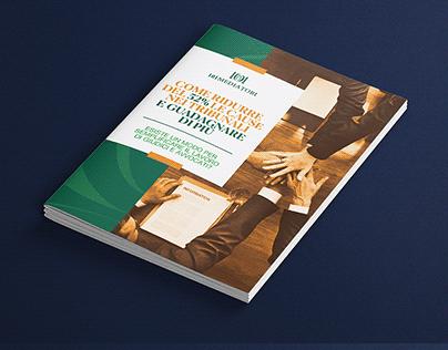 Lawfirm Brochure Design