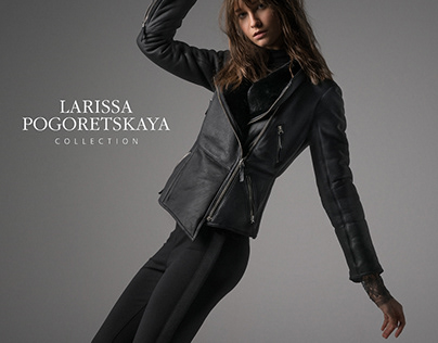 photo shoot for Larissa Pogoretskaya
