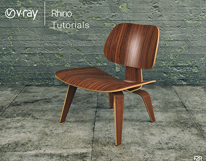 VRAY FOR RHINO COMPLEX TEXTURING