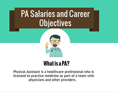 PA Salaries and Career Objectives