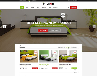 web Interior