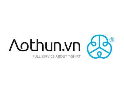 Aothun.vn landing page
