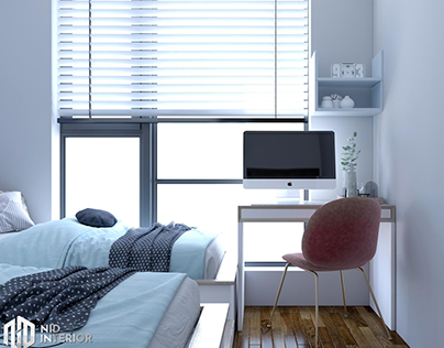 Modern style 2 bedroom apartment