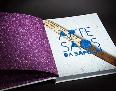 Livro Artesãos da Sapucaí